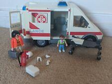 Playmobil Ambulancia 4221