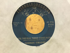 Norman Thrasher Until The Real Thing Comes Along Mod Rocker Nice 51318