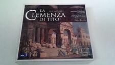 """RENE JACOBS """"MOZART CLEMENZA DI TITO"""" BOX SET 2 CD HMC 901923.24"""