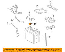TOYOTA OEM-Battery Terminal-Positive 9098205056