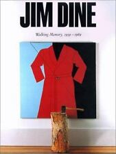 Jim Dine: Walking Memory, 1959-1969 (Guggenheim Museum Publications)-ExLibrary