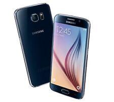 Samsung Galaxy S6 SM-G920F 32 Go Bleu Slim Débloqué utilisé Smart Téléphone portable