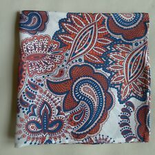 Persia Liberty of London silk pocket square