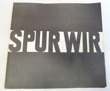 Spur Wir, Gruppe Spur, Kunst, Moderne Kunst, Originalgraphik, Holzschnitte,