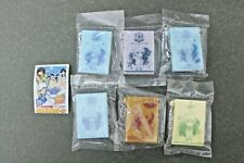 "The Prince of Tennis Gashapon Full Set Figure 6PCS Authentic 2"" T-ARTS JP B1285"