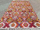 Vintage Turkish Kilim  Large Rug  Carpet  Teppich  Tapi Kelim 75 X145  Area Rugs