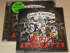 Signed/Autographed Good Charlotte - Youth Authority (Signed by Benji and Joel)
