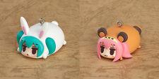 Vocal Series Character Hatsune Miku: Miku & Ruka Animal Charm Straps