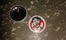Anti Donald Trump 25mm/1 inch button badge