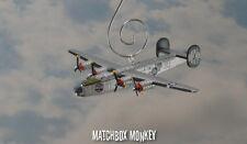B-24 D Liberator Wwii World War Ii Christmas Ornament Airplane Usaf Hare Power