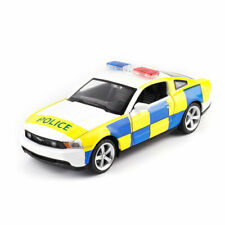 Ford Mustang GT Police 1:32 Model Car Diecast Gift Toy Vehicle Collection Kids