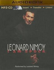 I Am Spock by Leonard Nimoy (CD-Audio, 2014)