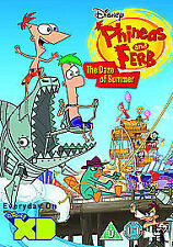 Phineas & Ferb: Daze of Summer  DVD NEW SEALED FREEPOST