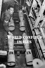 USAAF WW2 B-17 Bomber 8x10 Photo Bomb Bay WWII