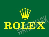 Rolex High Quality Metal Magnet 3 x 4 inches 9303