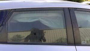 16 SCION IM Right RH Passenger Rear Door Glass