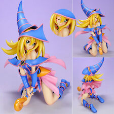 Japanese Anime Yu Gi Oh Duel Monsters Dark Magician Girl 1/8 Figure 18cm No Box