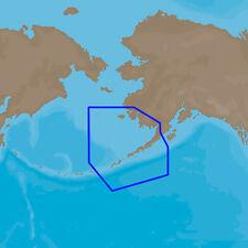 C-MAP 4D NAD961 Bristol Bay Aleutian Islands to Amukta Pass Alaska Chart microSD