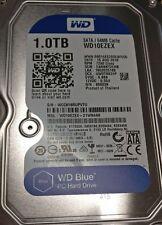 """Western Digital 1 TB Internal 3.5"""" WD10EZEX Caviar BLUE 1TB 1000GB 7200 RPM 64MB"""
