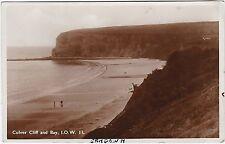 Culver Cliff & Bay, Nr SANDOWN, Isle Of Wight RP