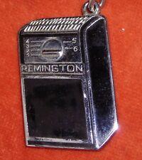 Porte-clé Keyring Superbe rasoir REMINGTON émaillé Comme neuf !!! no Gillette