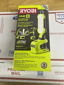 Ryobi 18-Volt One+ Hybrid Led Project Light (Tool Only) P790