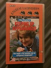 Keeping Up Appearances VHS PAL Roy Clarke BBC 1993