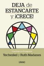 Deja de estancarte y crece (Spanish Edition) by Yechezkel Madanes in Used - Ver
