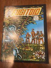 Eastman & Laird's Teenage Mutant Ninja Turtles Fugitoid #1 (1985) 1st Print HQ