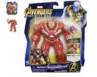 Marvel Avengers: Infinity War Hulkbuster 2017 Action Figure With Infinity Stone