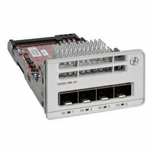 Cisco Catalyst 9200 Series Network Module C9200-NM-4X=  NEU