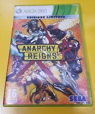 Anarchy Reigns GIOCO XBOX 360 VERSIONE ITALIANA
