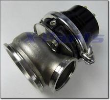60mm Wastegate Audi 20V Turbo 200 S2 ABY S4 S6 C4  einstellbar 600PS V-Band