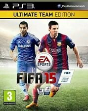 Genuine FIFA 15 Ultimate Team Edition (PS3) Game Brand New Sealed FAST FREE SHIP