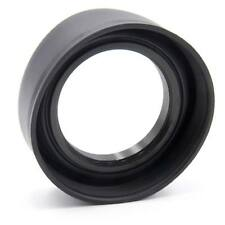 PARESOLEIL CAOUTCHOUC 49mm noir pour Pentax smc DA F4-5,6 50-200mm WR