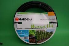(1,18€/m) GARDENA® Tropfrohr oberirdisch 13131-20 Länge 25m Micro Drip 13mm