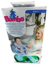Bumbo Green/Blue Camouflage Floor Seat Cover Model # B10082