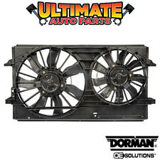 (Dual Fan) Radiator Cooling Fan (2.4L 4 Cylinder) for 07-10 Pontiac G6