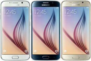 Samsung Galaxy S6 - 32GB - 64GB - Unlocked; Verizon / AT&T / T-Mobile / Global