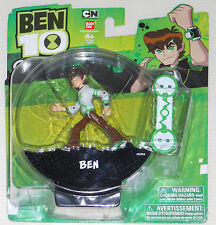 Ben 10 Ben Tennyson Omniverse Alien Bandai Action Figure 4 New Toy Omnitrix free