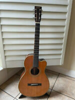 Recording King RP1-626 Small Body Parlor Guitar. Incl Hard Case - Excel Cond