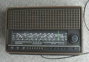 Radio Grundig RF 740 Vintage Retro voll funktionsfähig komplett