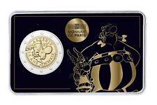 3 * 2 euro Frankreich 2019 ASTERIX : die 3 Verschiedene Coincard