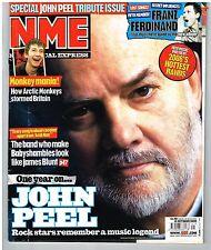 NME MAGAZINE- 15 October 2005