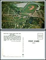 CALIFORNIA Postcard - Arcadia, Santa Anita Race Track, Aerial View Q7