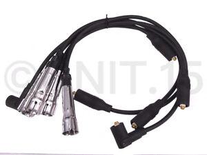VW Golf MK2 Corrado 1.6 1.8 GTI G60 (84-92) Ignition Cable Leads Set