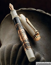 PELIKAN STATUE OF ZEUS LIMITED EDITION FOUNTAIN PEN  MEDIUM