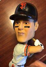>>2012 SGA Will Clark 1st At-Bat Home Run Bobblehead SF Giants not cap hat