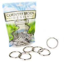 10 - Country Brook Design® 1 1/2 Inch Welded Heavy O-Rings