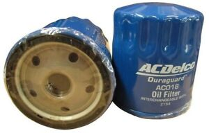 Oil Filter – Canister Acdelco ACO18 Z154 for Commodore Astra Vectra Colorado R
